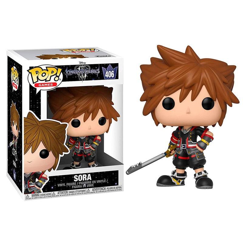 Figura Pop Kingdom Hearts...