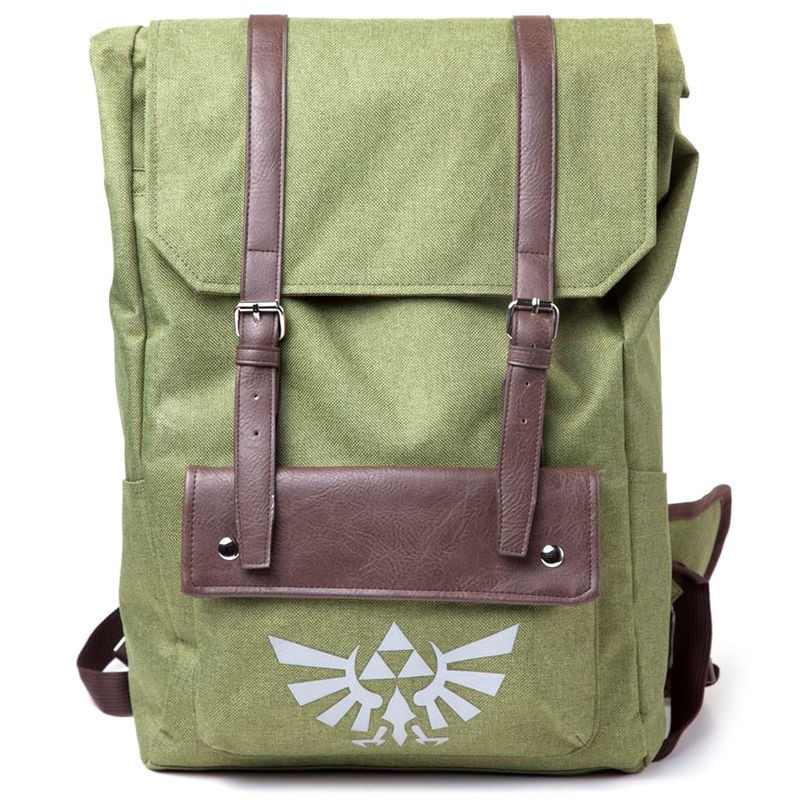 Mochila Link Hooded Canvas...