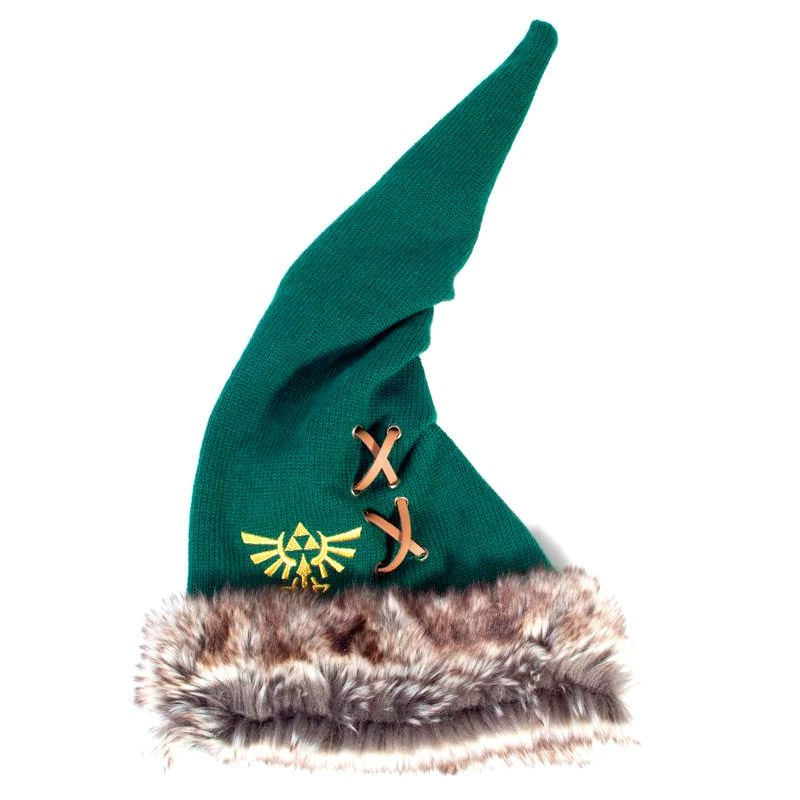 Gorro Furry Pointy Zelda...