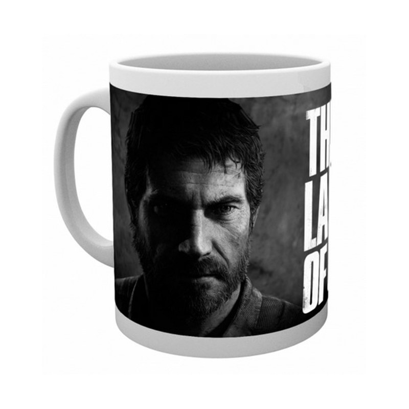 Taza The Last of Us Blanco...