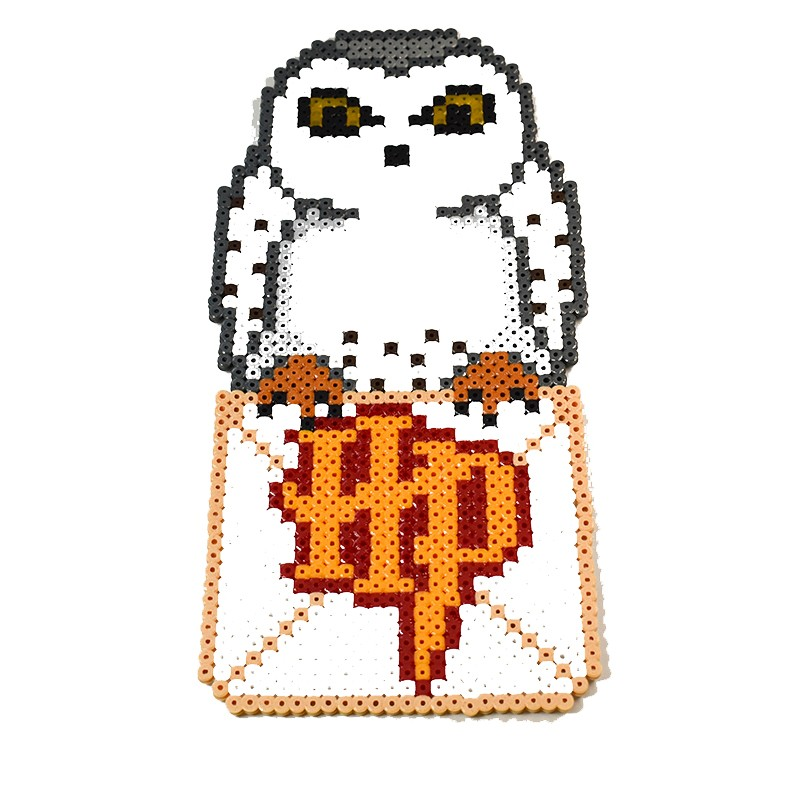 Hama Hedwig - Harry Potter