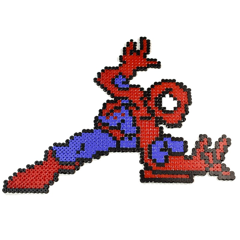 Hama Spiderman