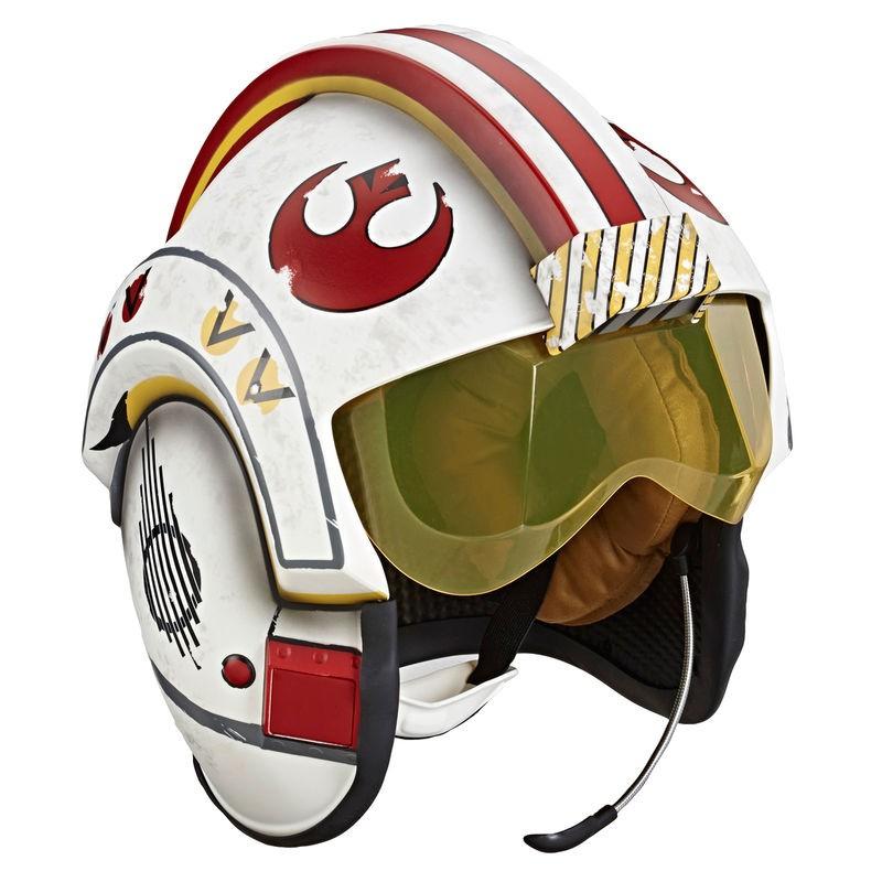 Casco electrónico Luke...