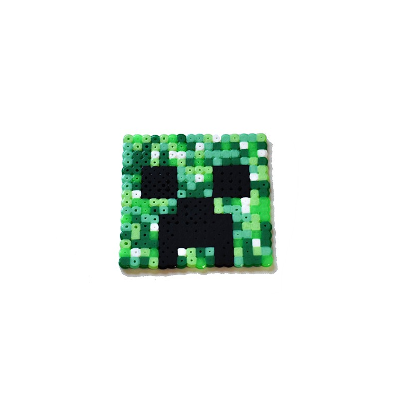Hama Creeper - Minecraft