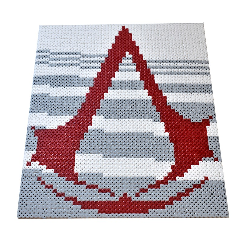 Hama Assasins Creed - Logo