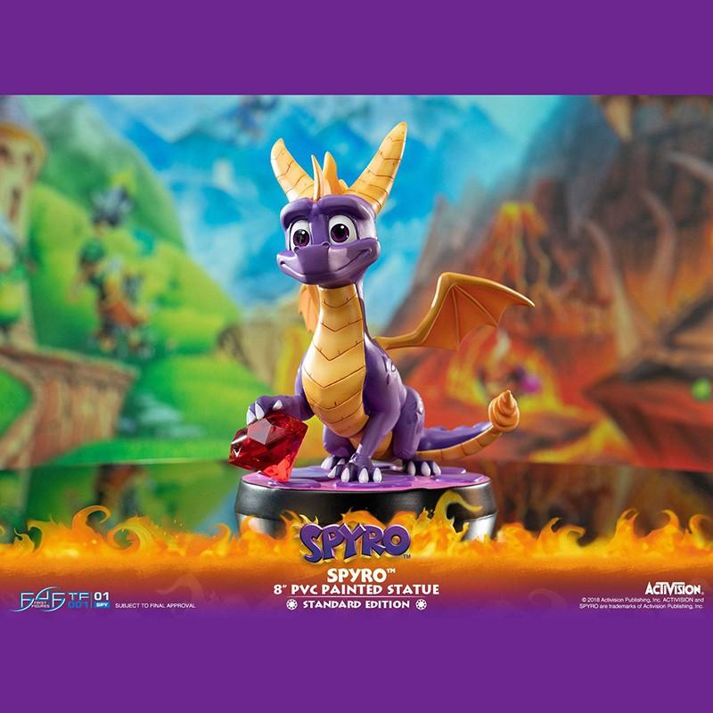 Spyro the Dragon Estatua...