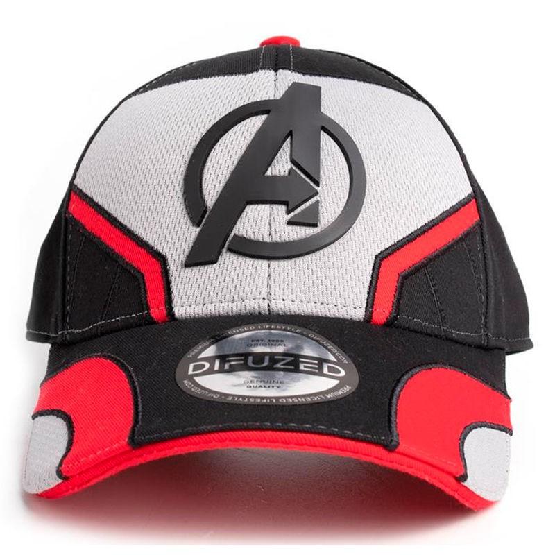 Gorra Logo Vengadores Marvel