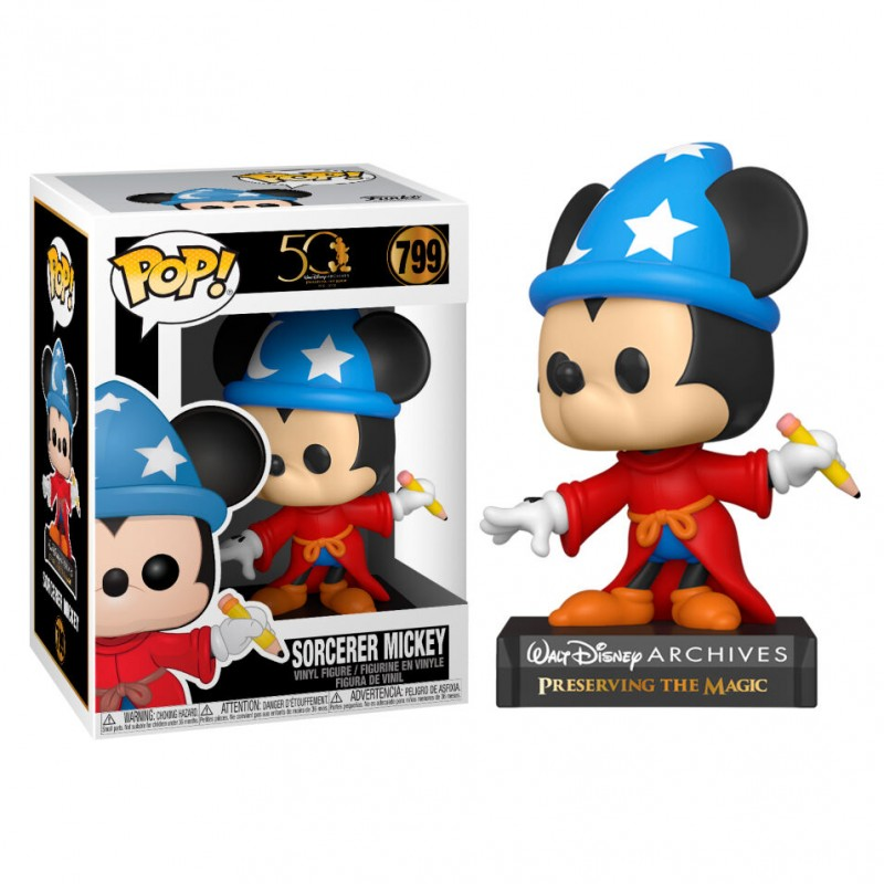 Figura POP Disney Archives...