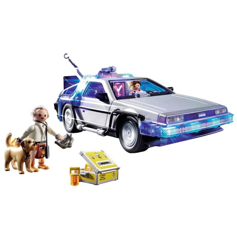 Vehículo DeLorean Regreso...