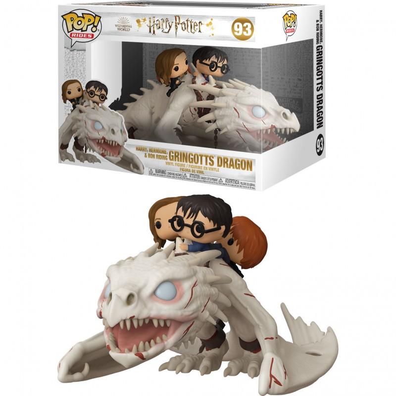 Figura POP Gringotts Dragon...