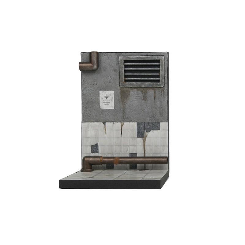 Prop/Diorama: Asylum