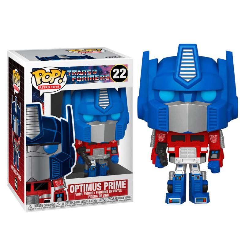 Figura POP Transformers...