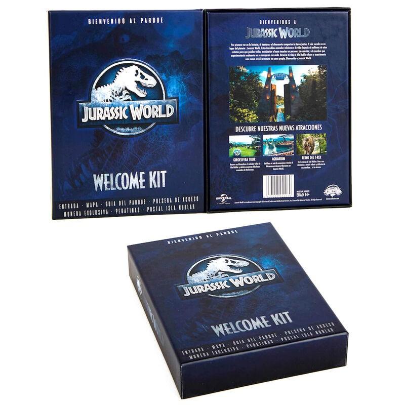 Kit Bienvenida Jurassic World