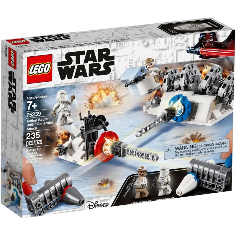 Lego Star Wars Generador De...