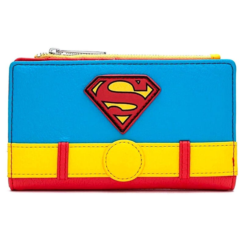 Cartera Superman DC Comics...