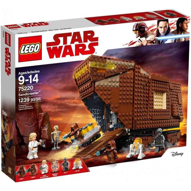 Lego Star Wars Reptador De...