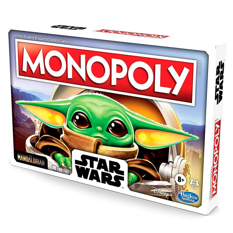 Juego Monopoly The Child...