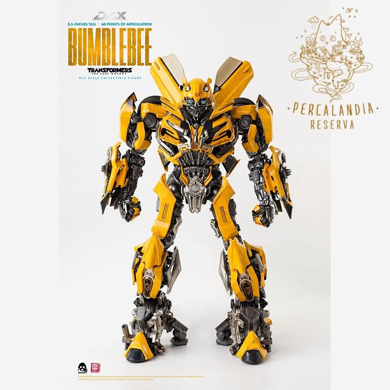 Transformers: el último...