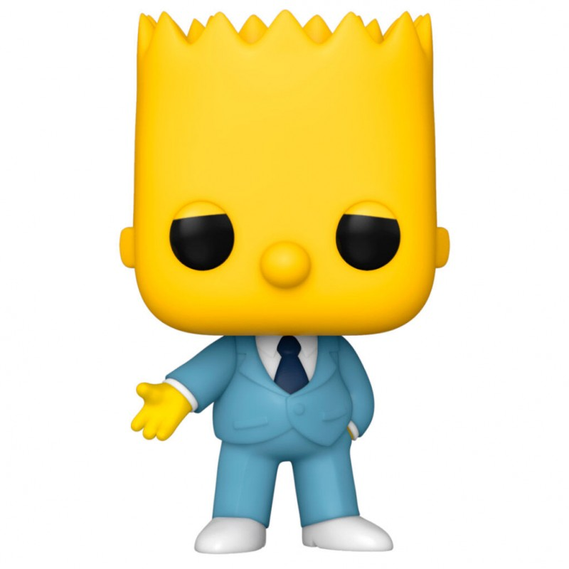 Funko POP Simpsons Mafia Bart