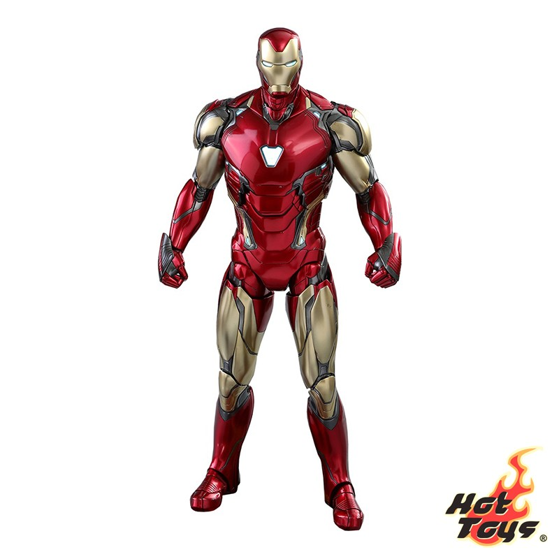 Figura Hot Toys Iron Man...