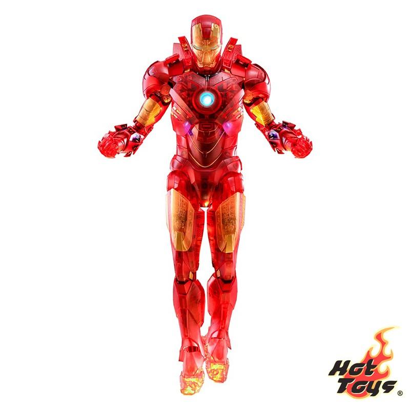Figura Hot Toys Iron Man...