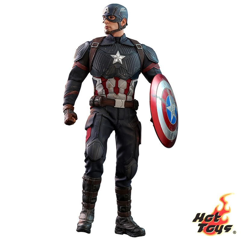 Figura Hot Toys Capitán...