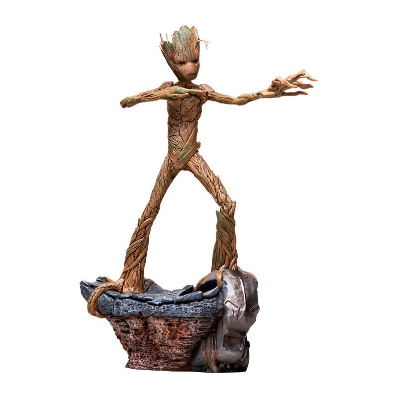Figura Groot Vengadores...