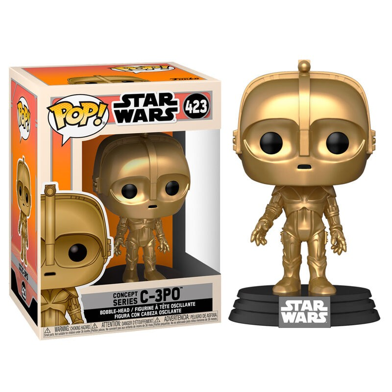 Funko POP Star Wars C-3PO...