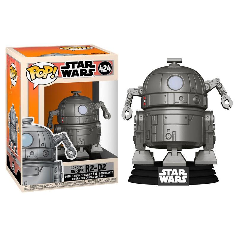 Funko POP Star Wars R2-D2...