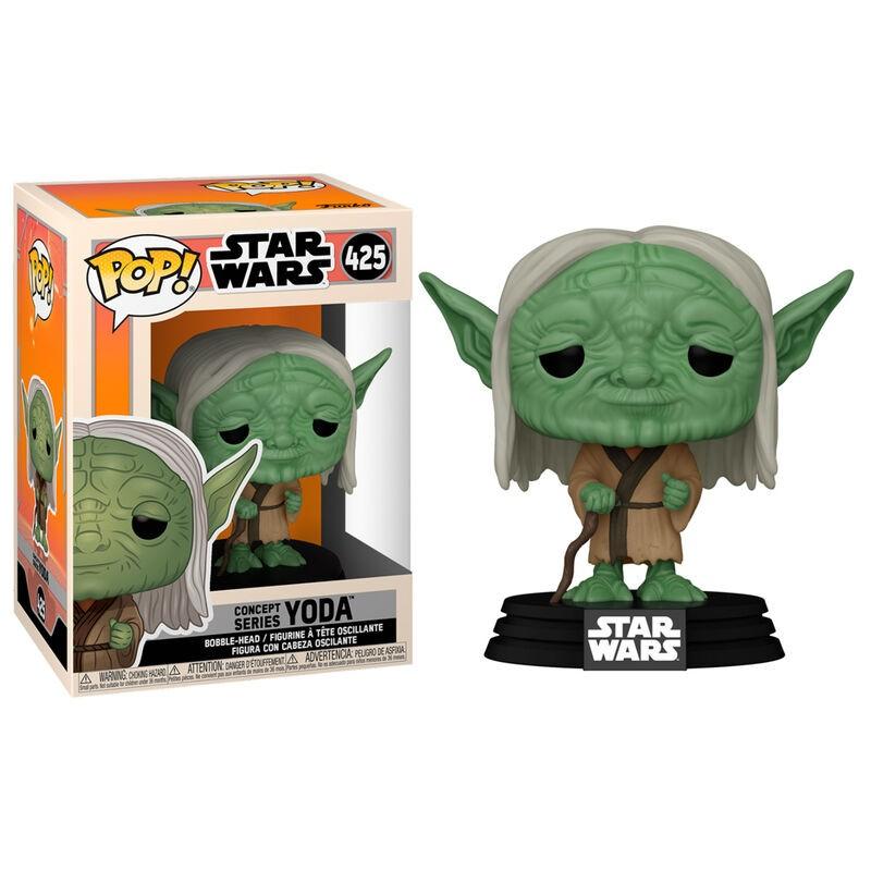 Funko POP Star Wars Yoda...