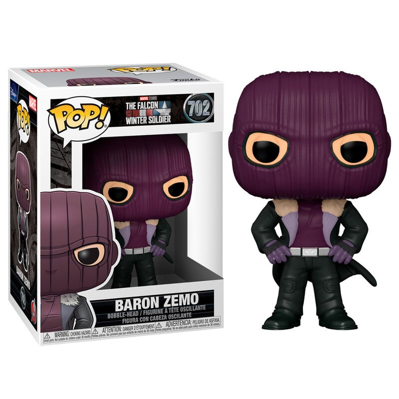 Funko POP Marvel The Falcon...