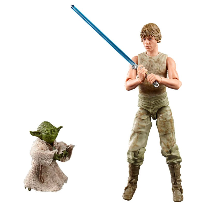 Set 2 Figuras Black Series...