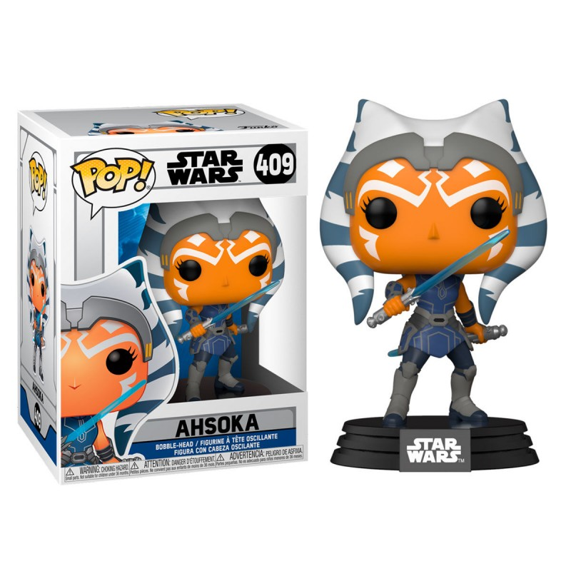 Funko POP Star Wars Clone...