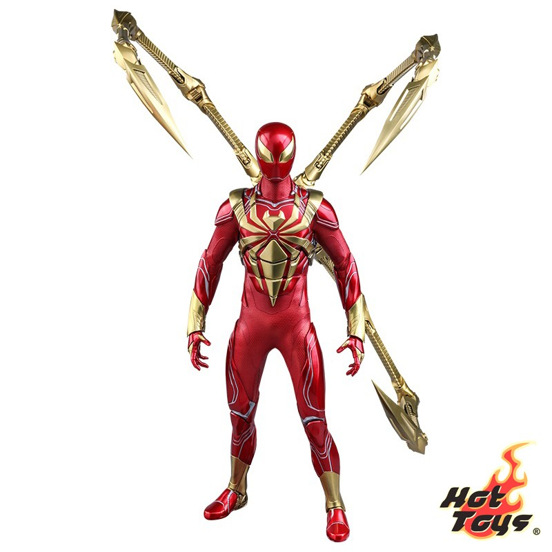 Figura Hot Toys Iron...