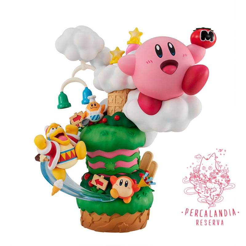 Figura Kirby PVC Kirby...