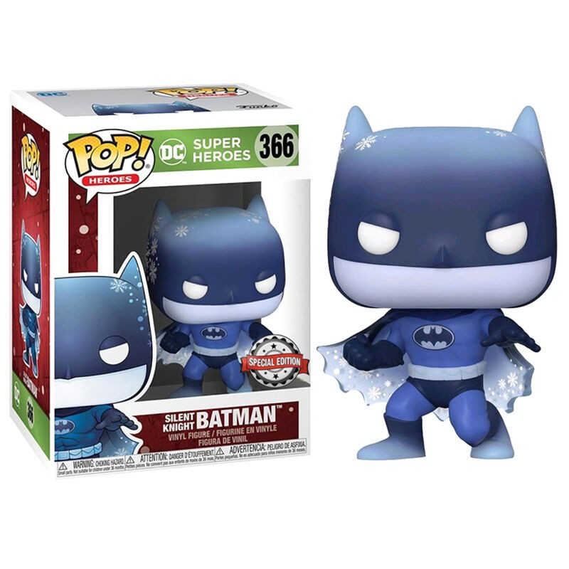 Funko POP DC Holiday Silent...