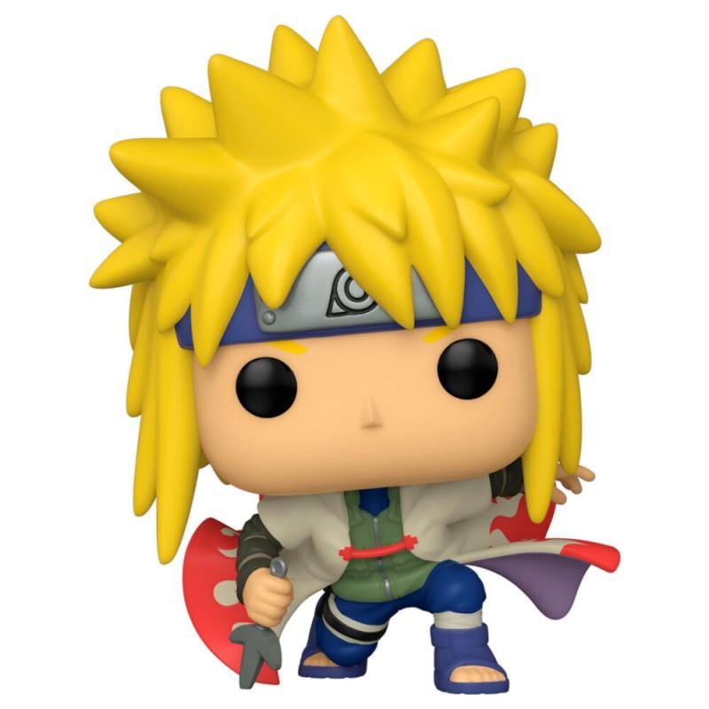 Funko POP Naruto Minato...