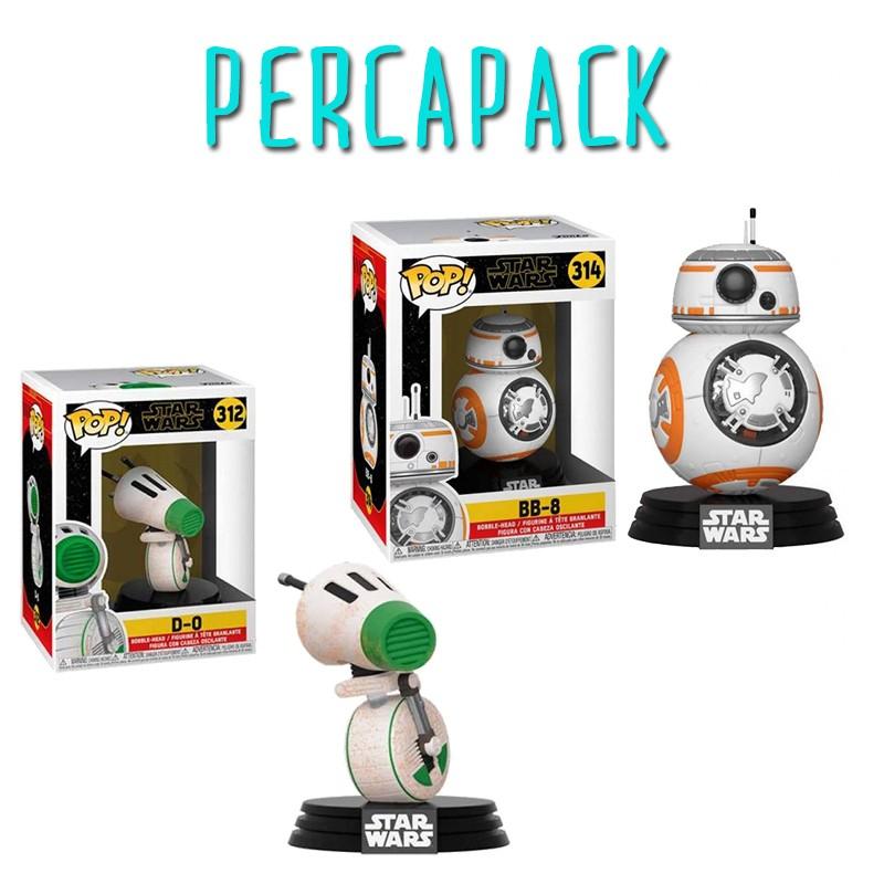Percapack Solo Robots
