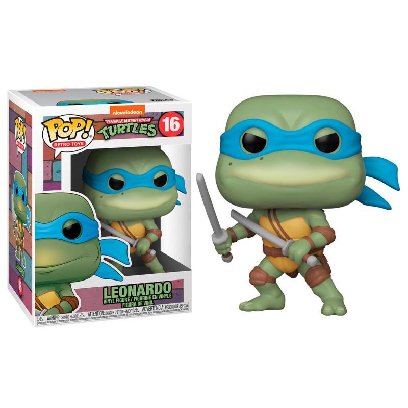Figura POP Las Tortugas...