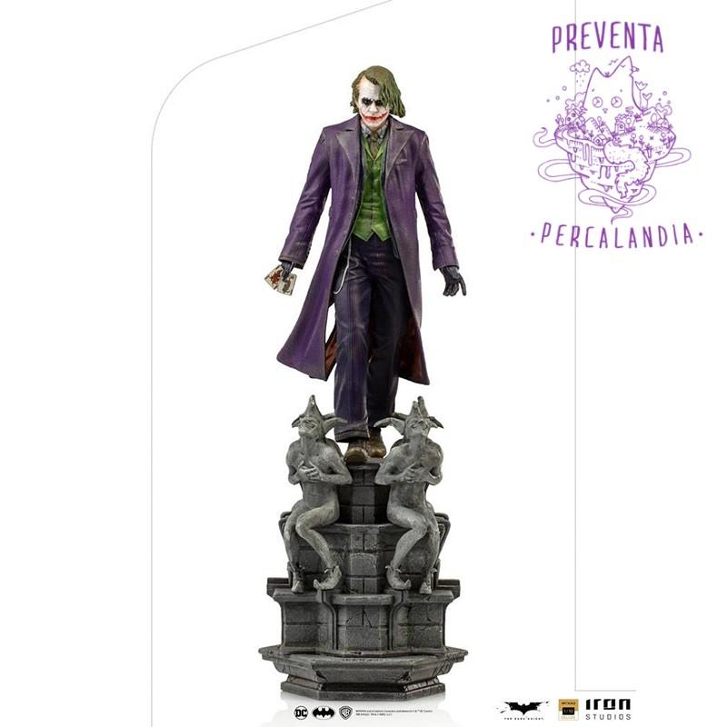 Estatua El Caballero oscuro...