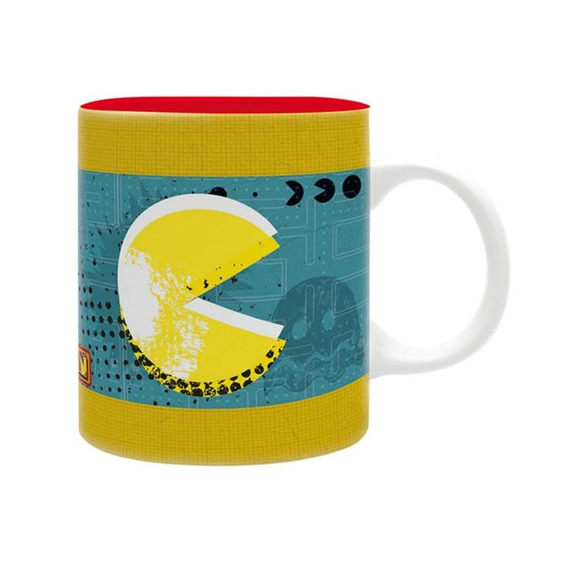 Taza Pac Man Pixel Vintage