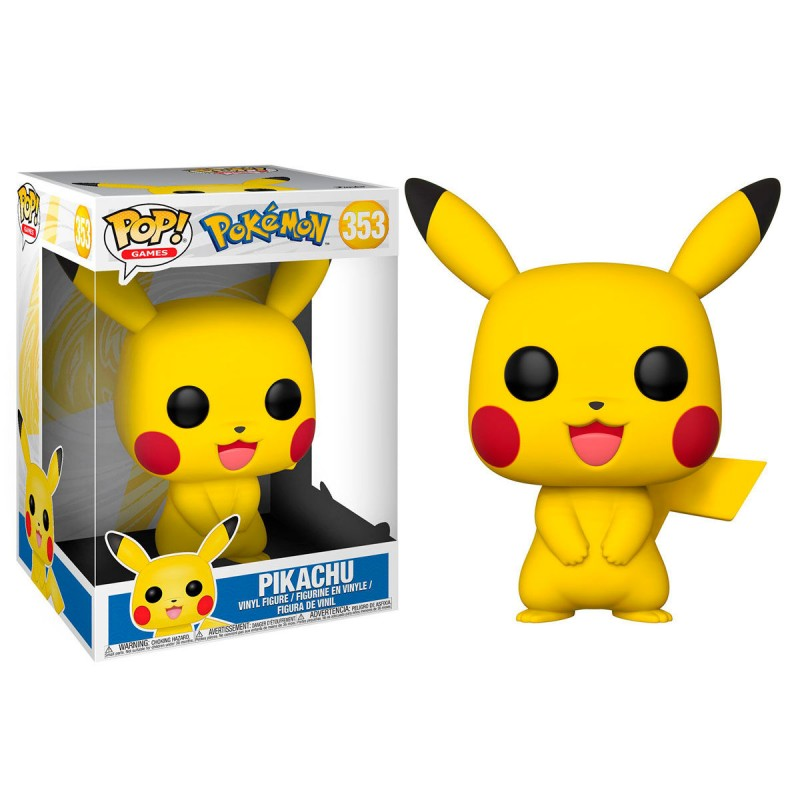 Funko POP Pokemon Pikachu 25cm