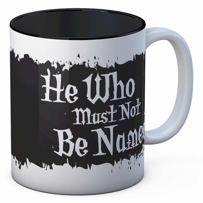Taza He Who Must Not Be...