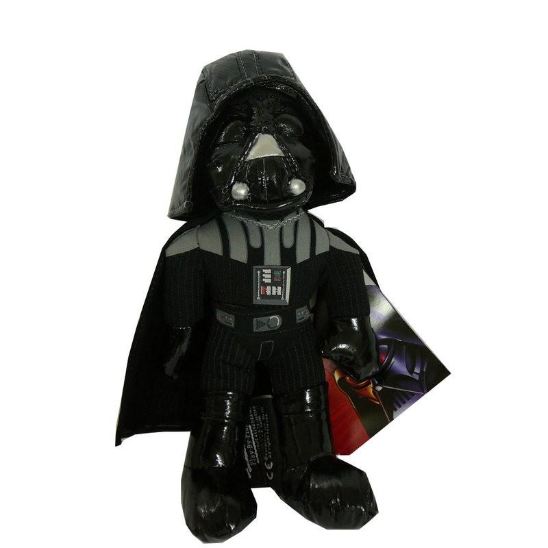 Peluche Darth Vader - Star...