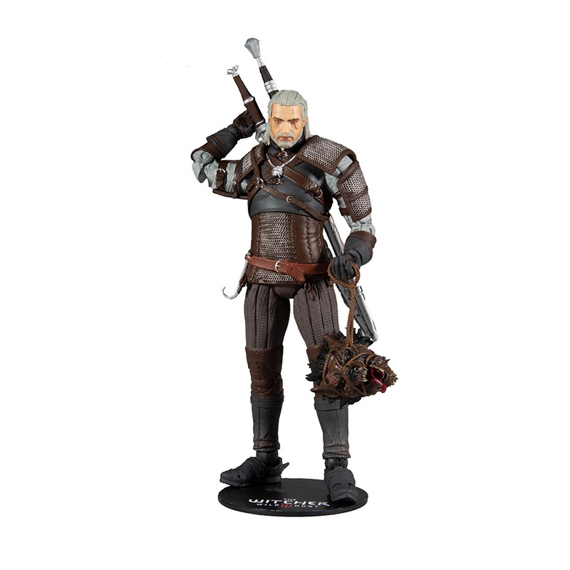 Figura The Witcher Geralt...