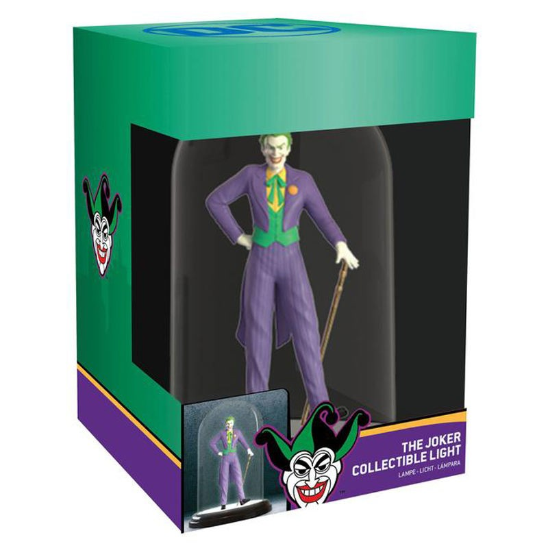 Lámpara Joker DC Comics...