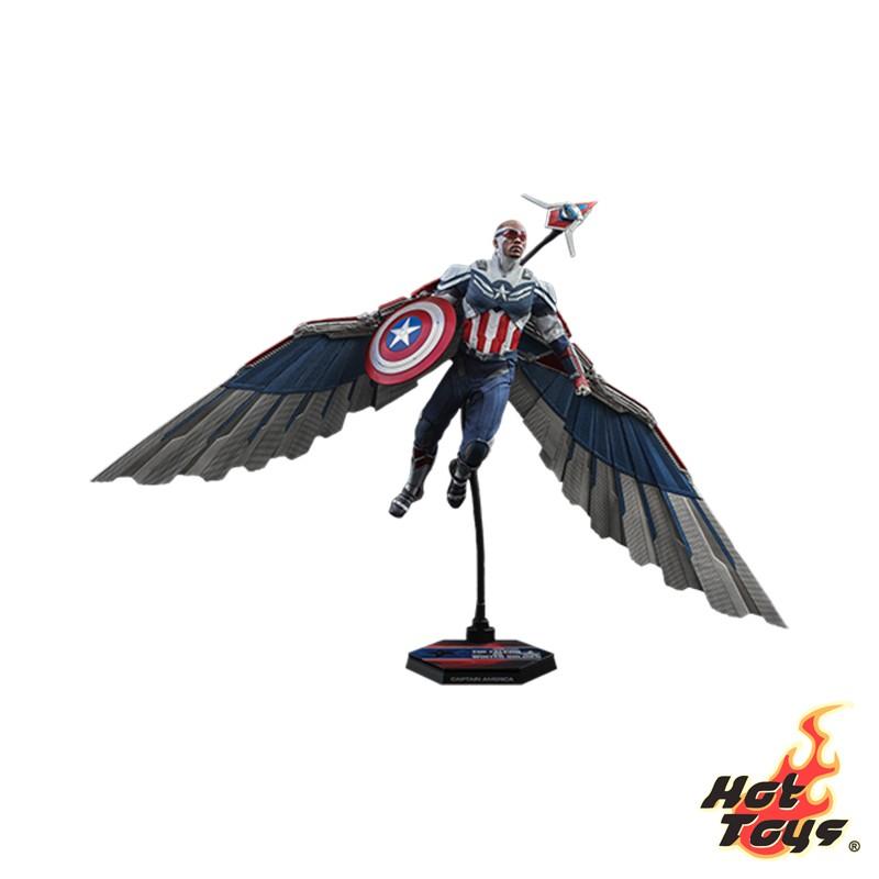 Figura Hot Toys Falcon and...