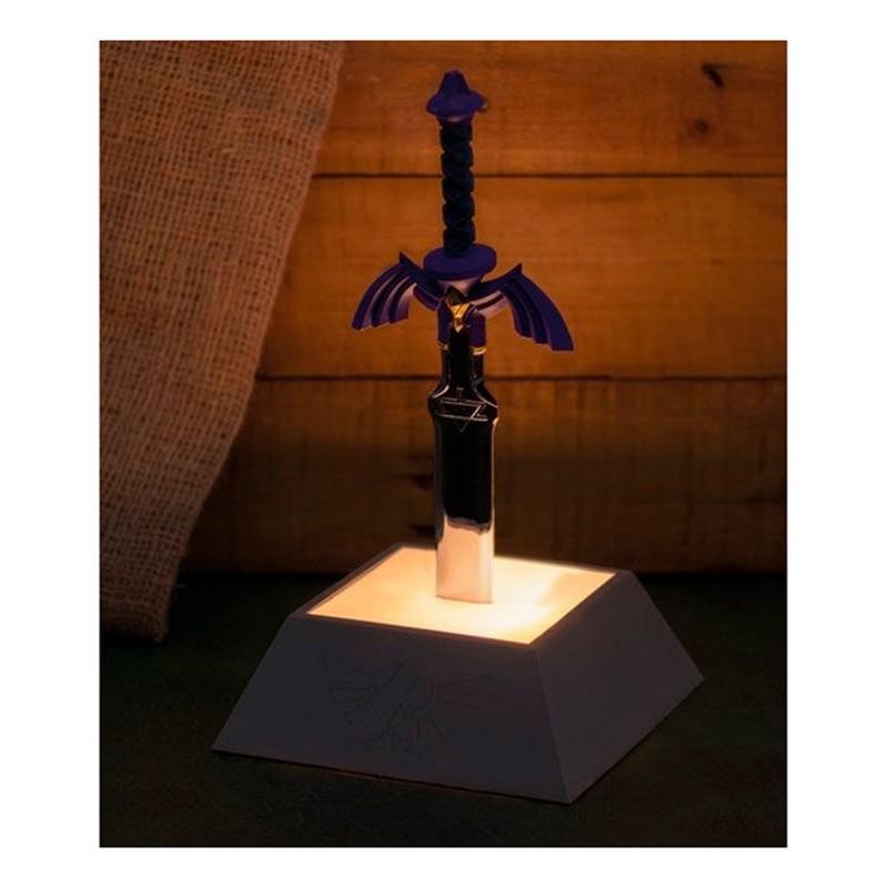 Lámpara Espada Maestra Zelda