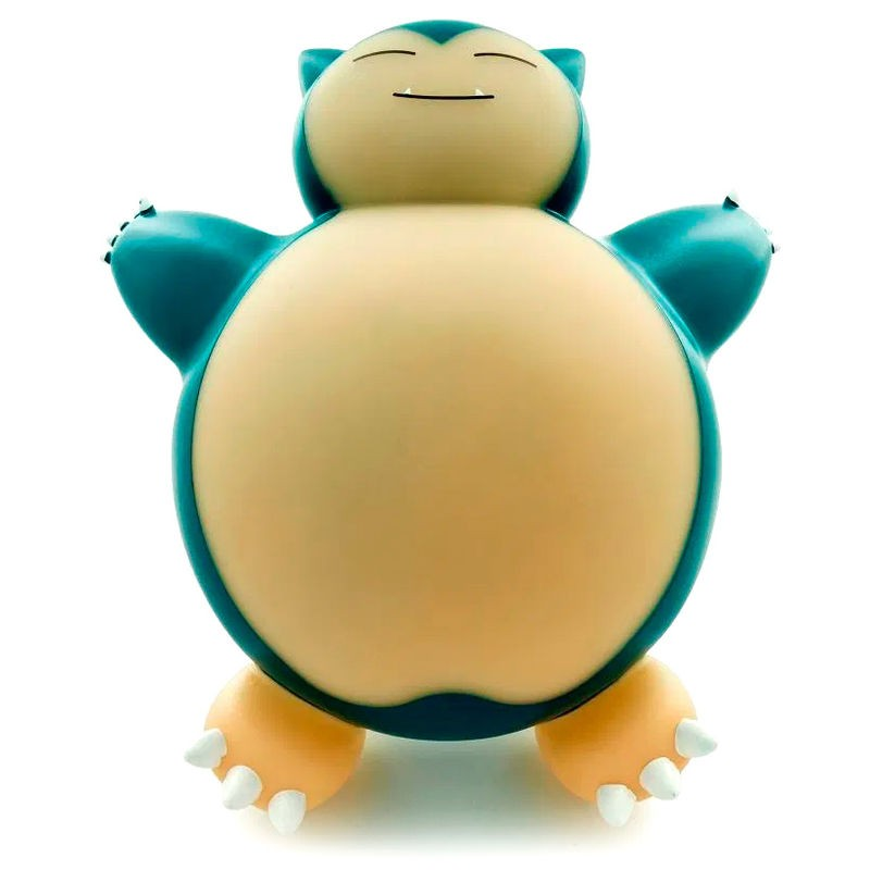 Lámpara Led 3D Pokemon Snorlax