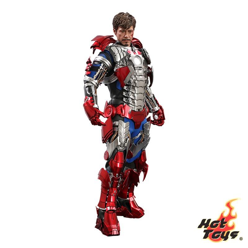 Figura Hot Toys Iron Man 2...